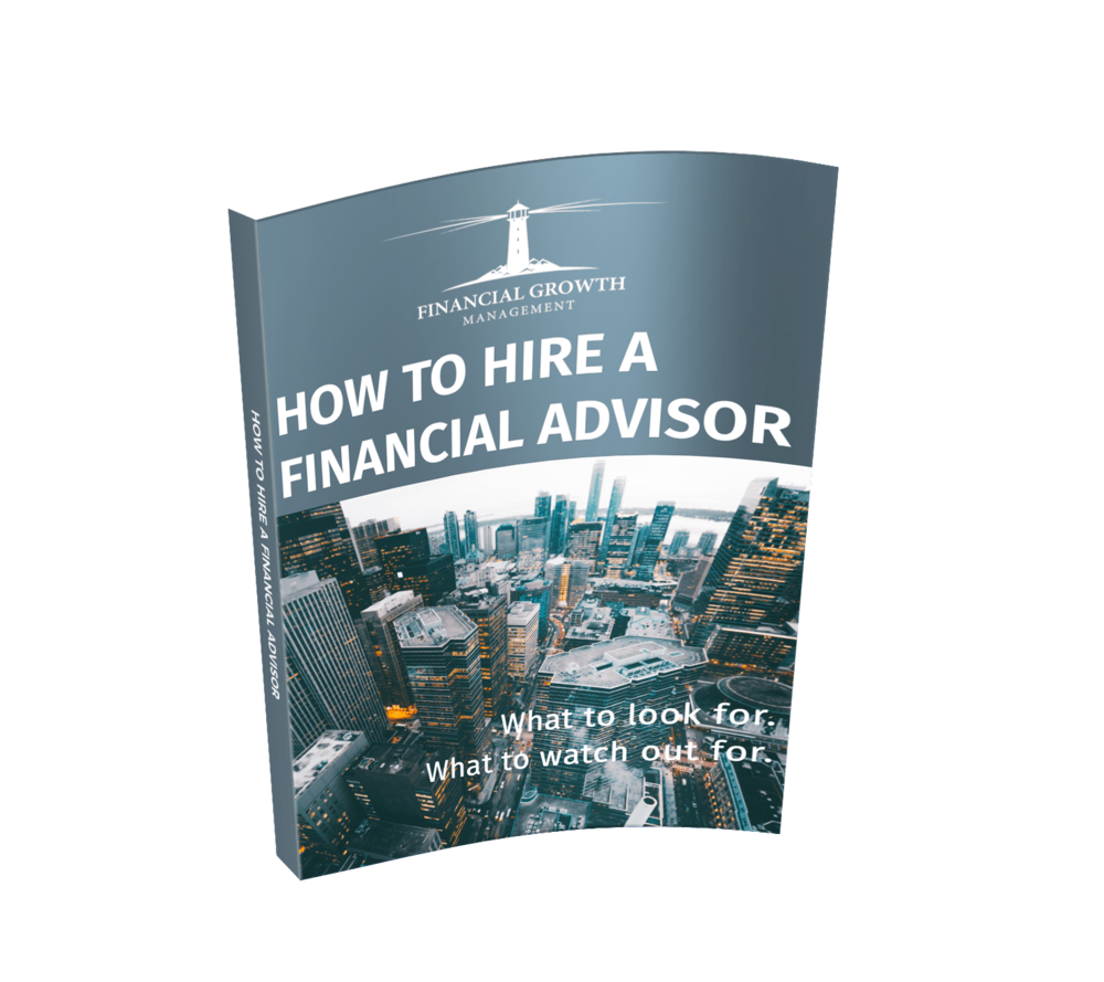 Book on how to hire a financial advisor